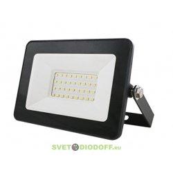 """Прожектор светодиодный 30вт """"СОЮЗ"""" SFLSLED-DOB-30-865-BL-IP65 2500Лм"""