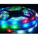 Лента светодиодная 5050/60 IP20 12V 5м.п. RGB