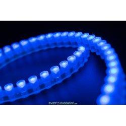 Лента светодиодная DIP 2835, 96 LED/м, 7,7 Вт/м, 12В , IP68, Холодный белый