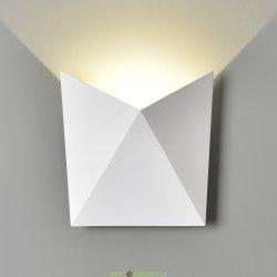 Настенный светодиодный светильник Techno LED IP54, 9Вт, 4000К белый