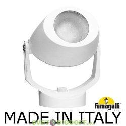 Светильник светодиодный фасадный Fumagalli MINITOMMY 4,5Вт Led белый