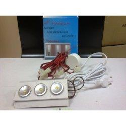 Комплект led светильников MS-K303P-2