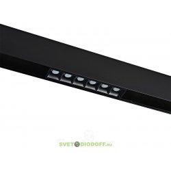 Потолочный встраиваемый светильник 10W Черный 4000К SY-601221-BL дневной белый