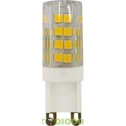 Светодиодная лампа ЭРА LED smd JCD-5w-220V-corn,ceramics-840-G9