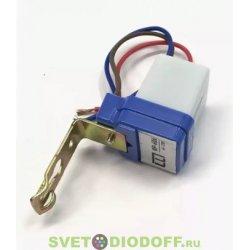 Фотореле (сумеречный датчик) ФР-606 6А 220В