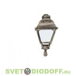 Венчающий светильник CEFA античная медь/матовый 1xE27 LED-FIL с лампой 800Lm, 2700К