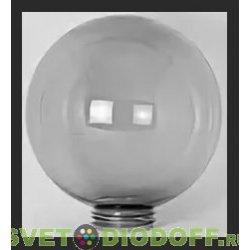 Рассеиватель шар ПММА 350 мм прозрачный (байонет 145 мм)