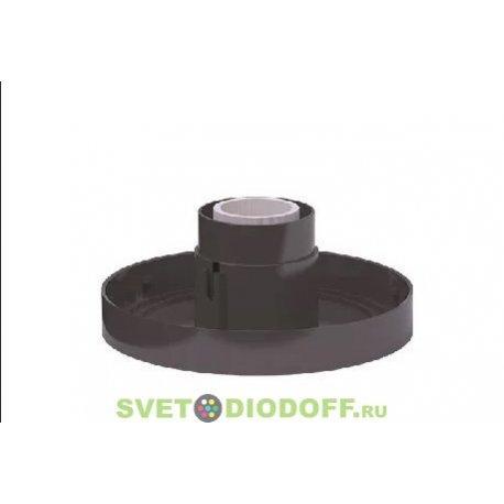 Корпус НТУ плоский (байонет 145, поликарбонат)