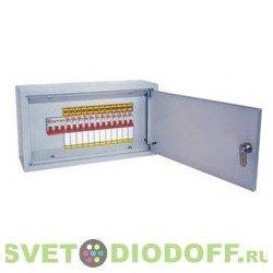 Осветительный щиток с выключателем ОЩВ-12 (63А/16А) 220х400х120мм
