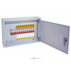 Осветительный щиток с выключателем ОЩВ-9 (63А/16А) 220х300х120мм