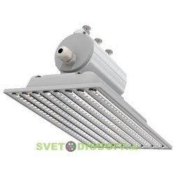 Консольный светодиодный светильник Vi-Lamp Lite M1 K 27W, 4000К, 4050Лм, IP67, 222х144х124мм КСС Д (косинусная)