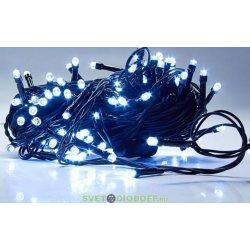 "Гирлянда ""Твинкл Лайт"" 6 м, темно-зеленый ПВХ, 40 LED, цвет Белый NEON-NIGHT"