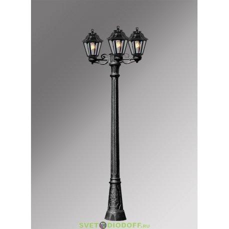 Столб фонарный уличный Fumagalli Gigi Bisso/Anna матовый 2,09м