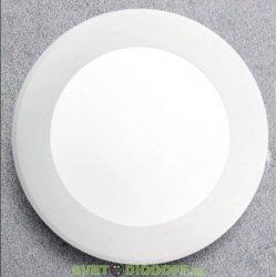 Влагозащищенный уличный светодиодный светильник 7Вт, 4000К, IP66 Fumagalli BERTINA, белый 1xGX53 LED с лампой 7W