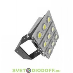 Мощный Светодиодный прожектор Плазма v2.0-1000Вт, 110000Лм, под заказ 3000, 4500, 6500К, угол 45,60,90,120,130х30,130x80