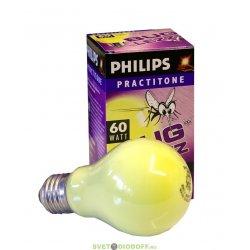 Наименование Описание Лампа накаливания Buglezzz 60W E27 230V A55 от насекомых