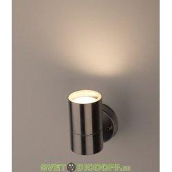 Светильник Декоративная подсветка GU10 MAX 35W(галоген) IP54 хром