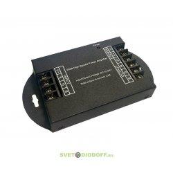 RGB-усилитель для светодиодов повышенной мощности LN-24A (12-24V, 288-576W)