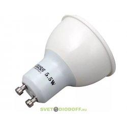Лампа светодиодная Gauss LED Elementary MR16 GU10 5.5W 2700К