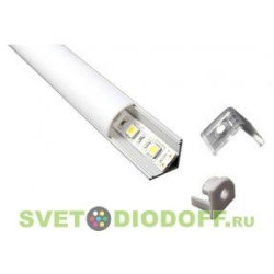 Алюминиевый профиль для светодиодных лент SD-280.