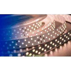 Лента светодиодная 3x DSG 2835 WW 252L-V24-IP33, 2700 K, 1260 LED, 24W/m, 5000*19*2 mm, LUX