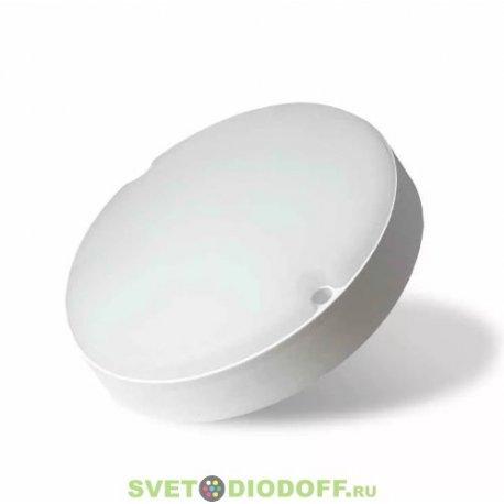 Светильник светодиодный IONICH ЖКХ СПП 1467, 12 Вт, 970Лм, 6500 К, IP65, белый