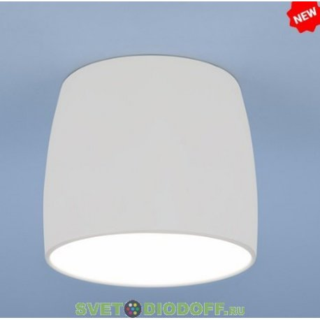 Встраиваемый потолочный светильник под лампу MR16 WH белый