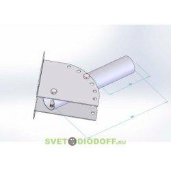 Кронштейн для светильников с регулируемым углом КРСТ