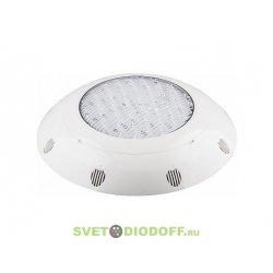 Подводный светильник светодиодный, 90 LED, размер 67*298мм, пластик ABS, сечения RGB, DC12В, мощность 13Вт, IP68