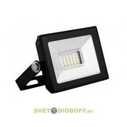 Светодиодный прожектор SAFFIT SFL90-10 IP65 10W 6400K черный