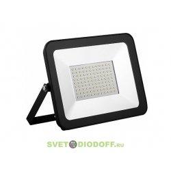 Светодиодный прожектор SAFFIT SFL90-100 IP65 100W 6400K черный