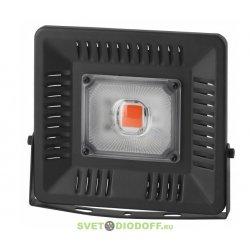 Прожектор светодиодный для растений FITO-50W-LED BLUERED