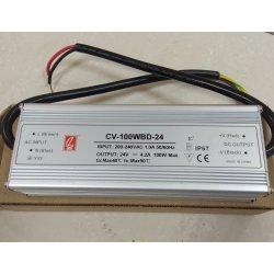 Блок питания влагозащищенный HTW-12/100 (12V, 8,5A) HAITAIK