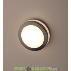 Декоративная подсветка настенно-потолочная GX53 MAX 13W IP44 хром/белый WL25