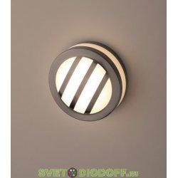 Декоративная подсветка настенно-потолочная GX53 MAX 13W IP44 хром/белый