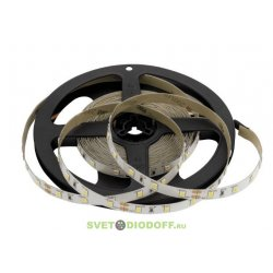Лента светодиодная ПРО 2835, 60 LED/м, 4,8 Вт/м, 24В , IP20, Цвет: Нейтральный белый