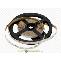 Лента светодиодная ПРО 2835, 84 LED/м, 8,6 Вт/м, 24В , IP20, Цвет: Холодный белый