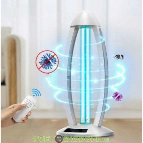 Лампа ультрафиолетовая бактерицидная озон UV-2-2G11-36W