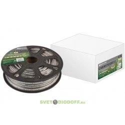 Лента светодиодная SMD2835-60 LED/м-220 В-4,8 Вт/м-IP67-3000 K (30м) теплый