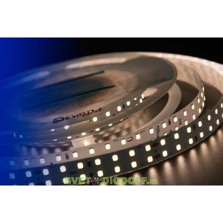Лента светодиодная LUX DSG2196, SMD 2835, 196 LED/м, 18 Вт/м, 24В, IP33, Нейтральный белый (4000K), 2725Лм