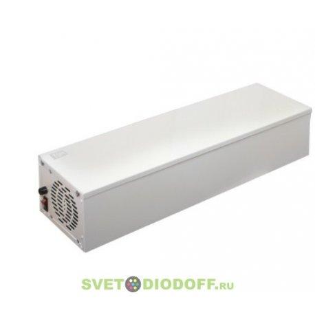 Облучатель-рециркулятор бактерицидный закрытого типа ОРБ 2х15 Вт (без ламп) корпус 125 м3/ч