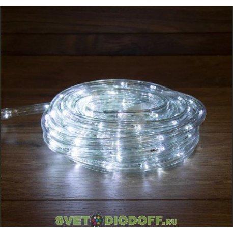 Комплект Дюралайт LED, свечение с динамикой (3W), 24 LED/м, белый, 14м
