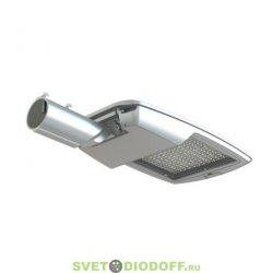 Консольный светодиодный светильник Гроза 40Вт 4000К линз 140×50, 6500Лм