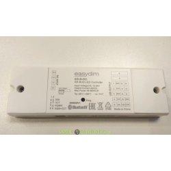 Беспроводной (BLUETOOTH) контроллер для светодиодов SR-1009FA 48Вт при 12В – 96Вт при 24В