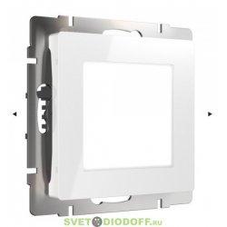 Встраиваемая LED подсветка ступеней, стен 4000К, 1,5Вт белый
