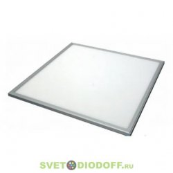 Светодиодная Ecola LED panel тонкая панель без драйвера 40,0W 220V 6500K матовая 595x595x9mm