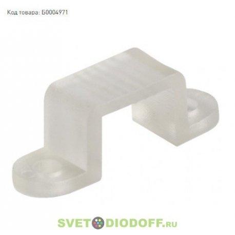 Крепежные селиконовые скобы для установки ленты на поверхность LS-clip-220-3528