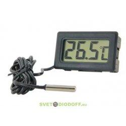 Термометр электронный с дистанционным датчиком измерения температуры