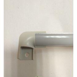 """Соединение угловое 90"""", для профиля 1616 (SD 280), цвет молочный"""