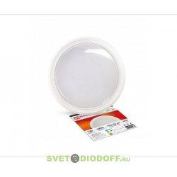Светильник светодиодный СПБ-2-КРУГ 10Вт 230В 4000К 800лм 155мм белый IN HOME